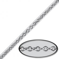 Chain cable link (3.5mm wide) 20 metres stainless steel