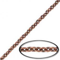 Chain antique copper, 20 meters