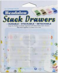 Stack drawers small 10pcs