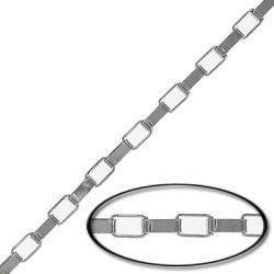 Stainless steel box chain(304l), 10mt
