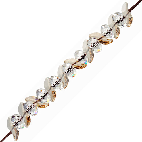 Wave Bead by Swarovski Elements