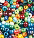 Seed beads, Size 6