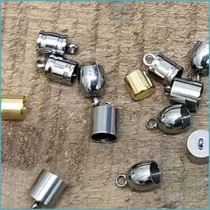 Stainless steel cord ends