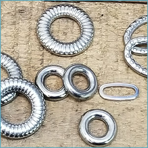 Stainless Steel Jump Rings and Split Rings