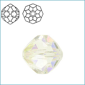 SWAROVSKI 5309/1 FACETED BEAD