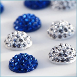 Pave Cabochons