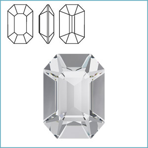 Swarovski 4600 Octagon Fancy Stone