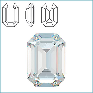 Swarovski 4610 Octagon Fancy Stone