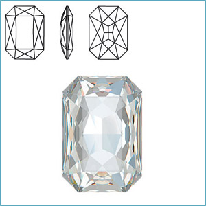 Swarovski 4627 Octagon Fancy Stone