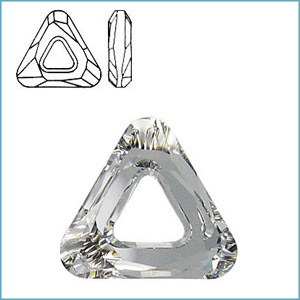 Swarovski 4737 Cosmic Triangle Fancy Stone
