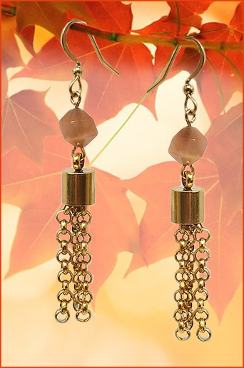Autumn Hues Earrings
