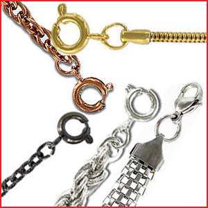 Selected neck chains