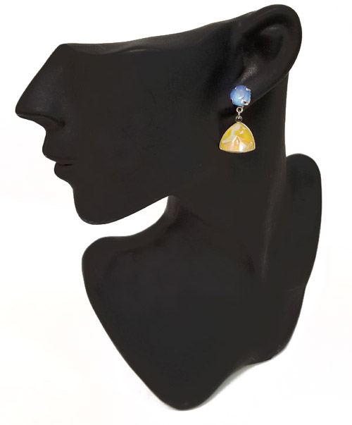 OCEAN DELITE AND SUNSHINE DELITE EARRINGS
