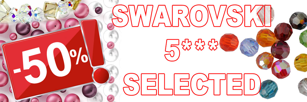 Swarovski 5*** Flash Sale