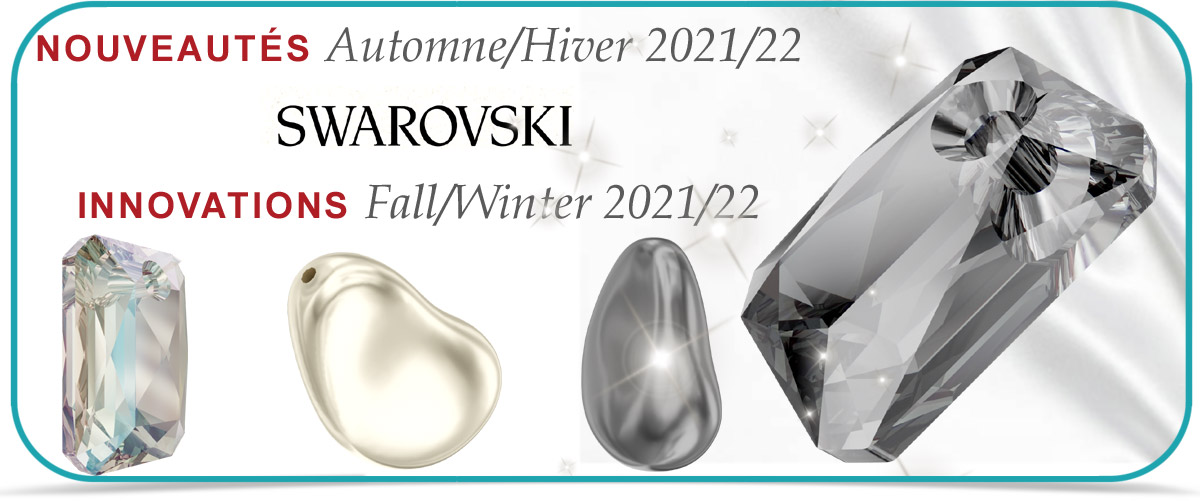 Swarovski innovations Fall/Winter 21-22