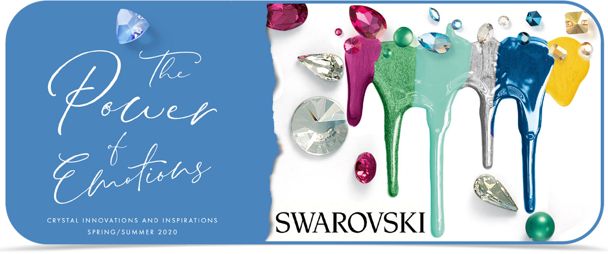 Swarovski innovations Spring - Summer 2020