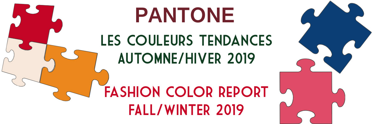 Color trends Fall/winter 2019/2020