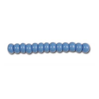 Preciosa seed beads, rocaille, size 10/0, loose, light turquoise