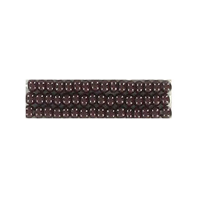 Seed beads, chalk bead garnet loose #10