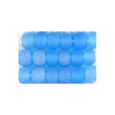 Seed beads, rocaille bead loose light blue