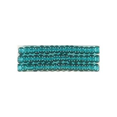 Seed beads, rocaille bead #10 loose green