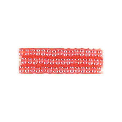 Seed beads, rocailles beads orange