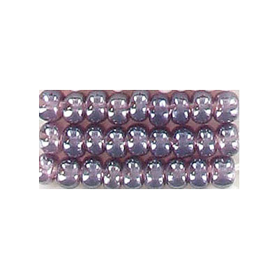 Seed beads, rocailles bead amethyst
