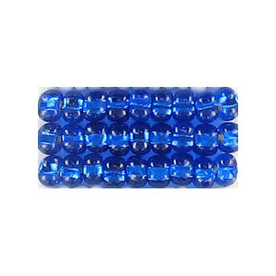 Seed beads, rocaille bead blue