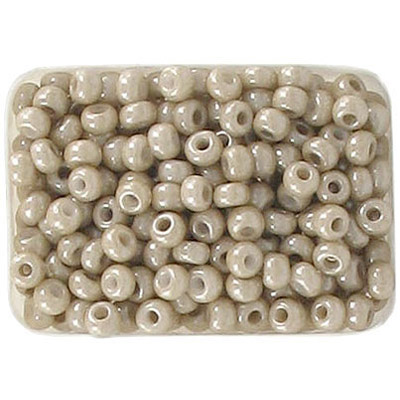 Seed beads, rocailles luster sand