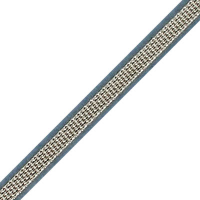 Flat net chain, 3mm, stainless steel, grade 304l, 10 meters