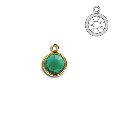 Channel ss29 1-loop emerald gold