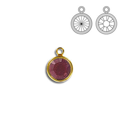 Channel ss29 1-loop garnet gold