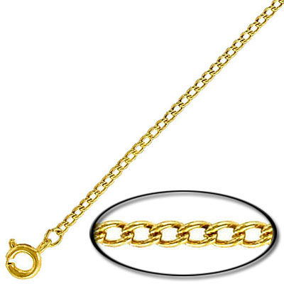 Neck chain 24 inch gold plated
