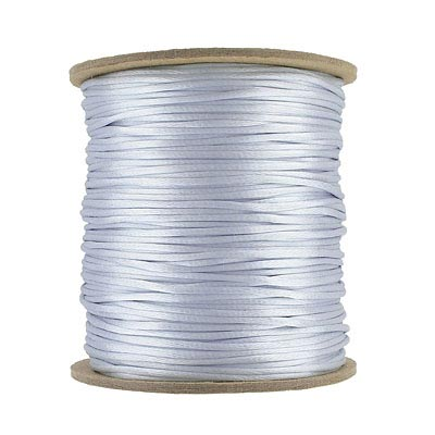Cord rattail size 1, 131.7 metres (144 yards) light blue