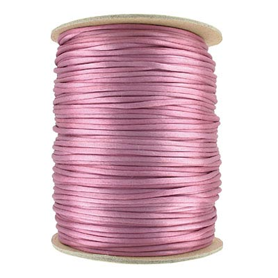 Cord rattail size 2, 131.7 metres (144 yards) mauve
