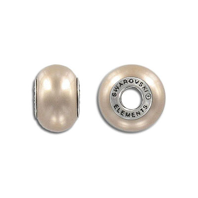 Swarovski Becharmed pearls 5890, bronze, 14mm size