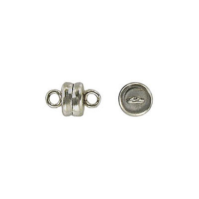 Magnetic clasp, stainless steel