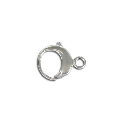 Clasp, 16mm, stainless steel