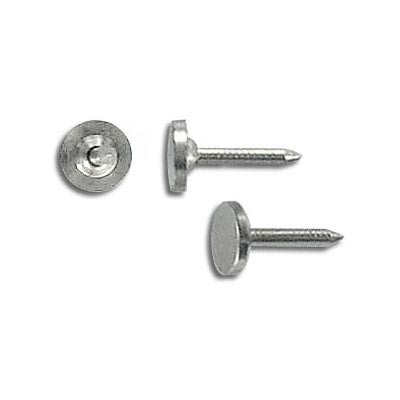 Nail 1/4 inch with 6mm pad nickel plate