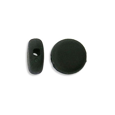 Resin protective mask adjuster/spacer, 7.5mm, black