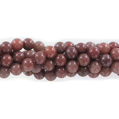 Semi-precious round beads, 8mm, Mexican agate, approx. hole size 1-1.20mm, 16 inch strand