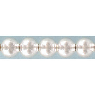 Semi-precious round beads, 8mm, extra silver hematite, electroplated, approx. hole size 1-1.20mm, 16 inch strand