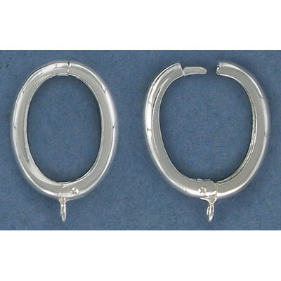Sterling silver bail