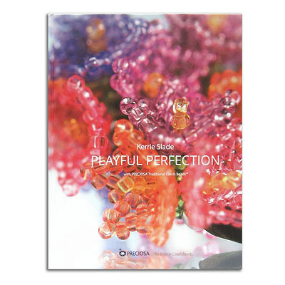 Playful perfection preciosa beading book, only in English