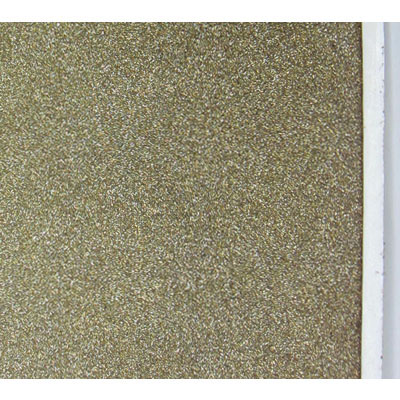 Frosted glass self adhesive paper, bronze