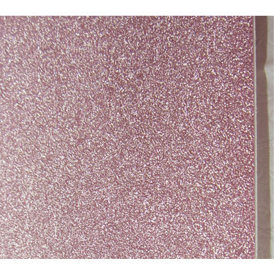 Frosted glass self adhesive paper, pink