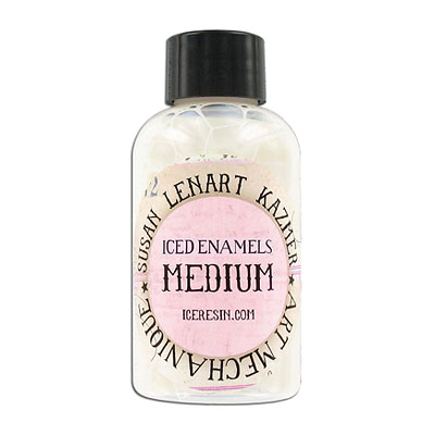Medium for iced enamels, 2oz