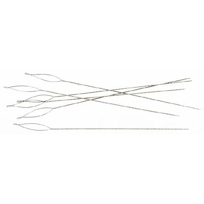 Needle with collapsible eye, 2.5 inch, medium, pack of 50 pieces