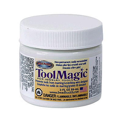 TOOL MAGIC  - heavy duty flexible rubber coating. 59ml (2oz)