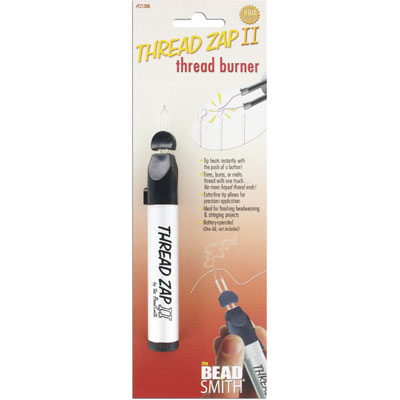 Thread zap(burner) tool